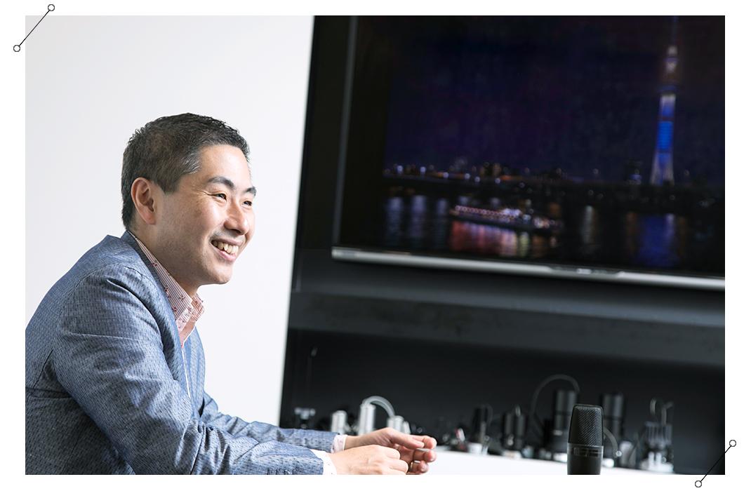 戸恒浩人さんインタビュー風景01