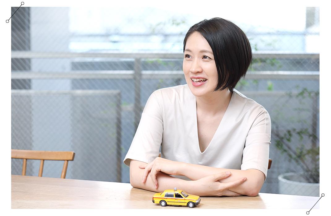 犬山紙子さんインタビュー風景02