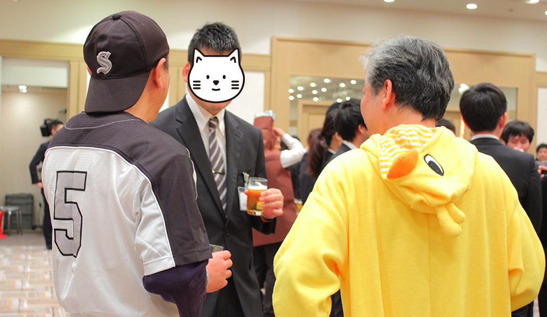 日本交通・東洋交通2018新卒乗務員合同内定式