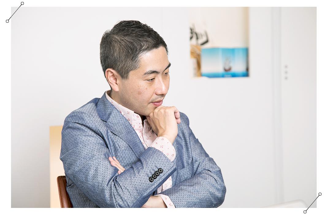 戸恒浩人さんインタビュー風景02
