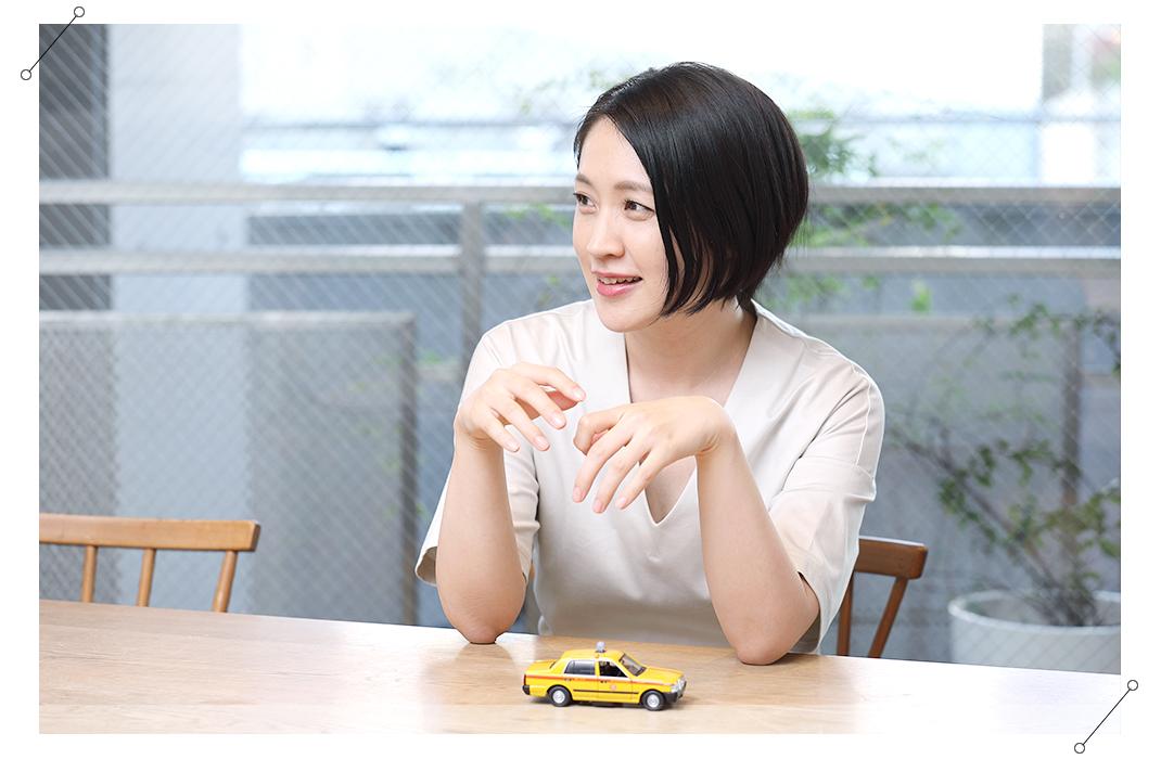 犬山紙子さんインタビュー風景01