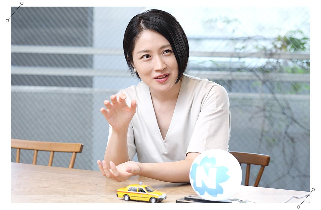 犬山紙子さんインタビュー風景03