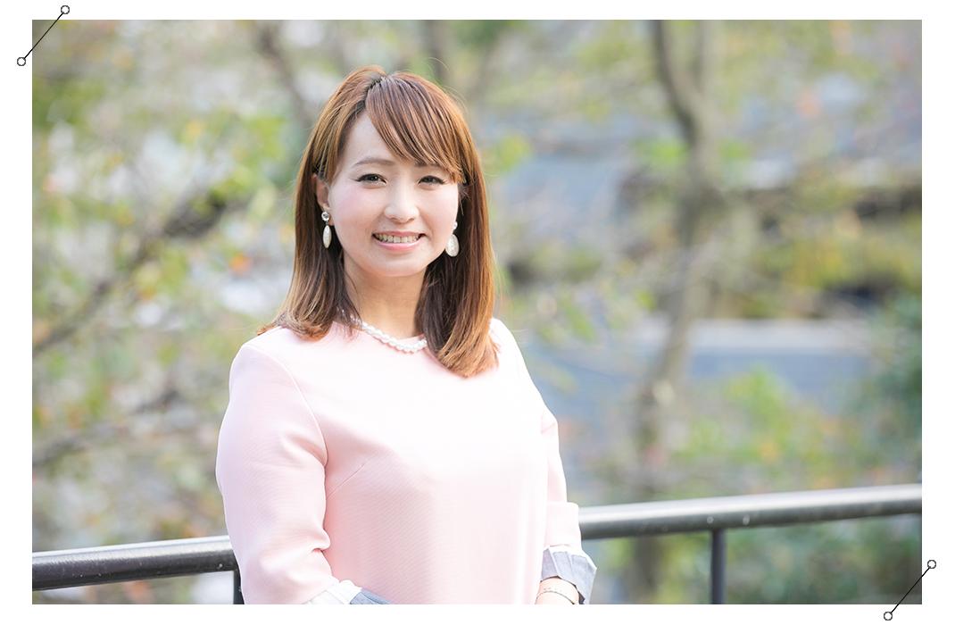 荻野久美子さんインタビュー風景04