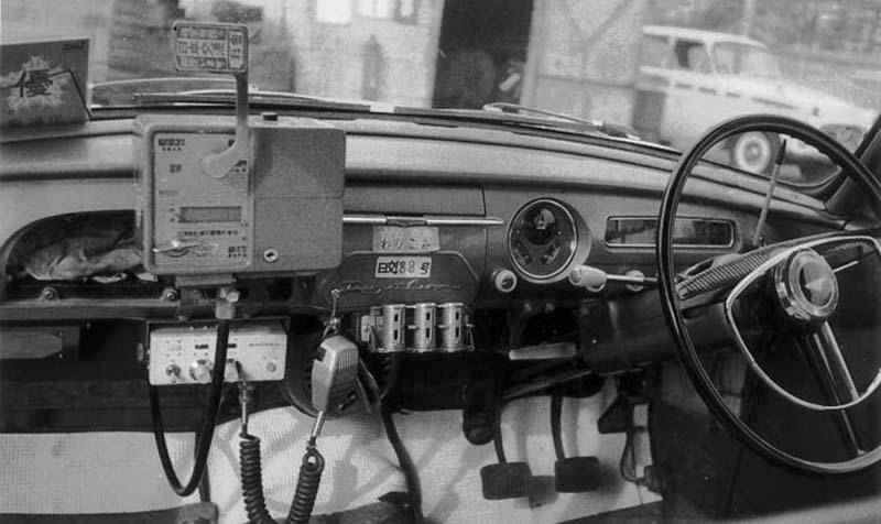 復刻タクシー