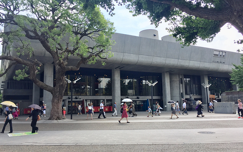 建築ツアー 東京文化会館