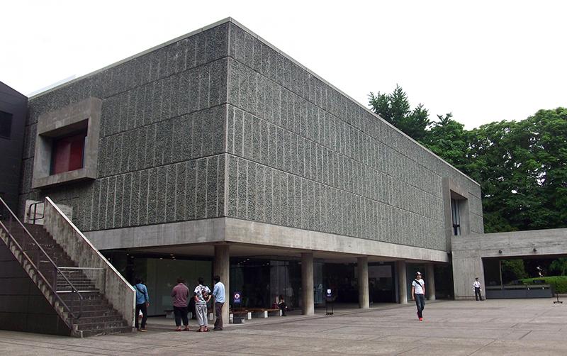 建築ツアー 国立西洋美術館